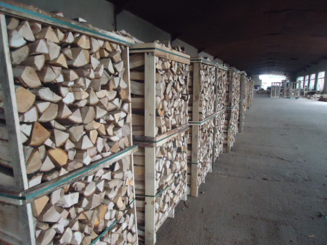 Vente de bois de chauffage de chêne