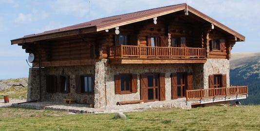 Case In Legno Romania : Case di tronchi romania bungalow in legno case abitabili in legno