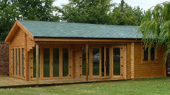 Case in legno lamellare for Casette legno romania