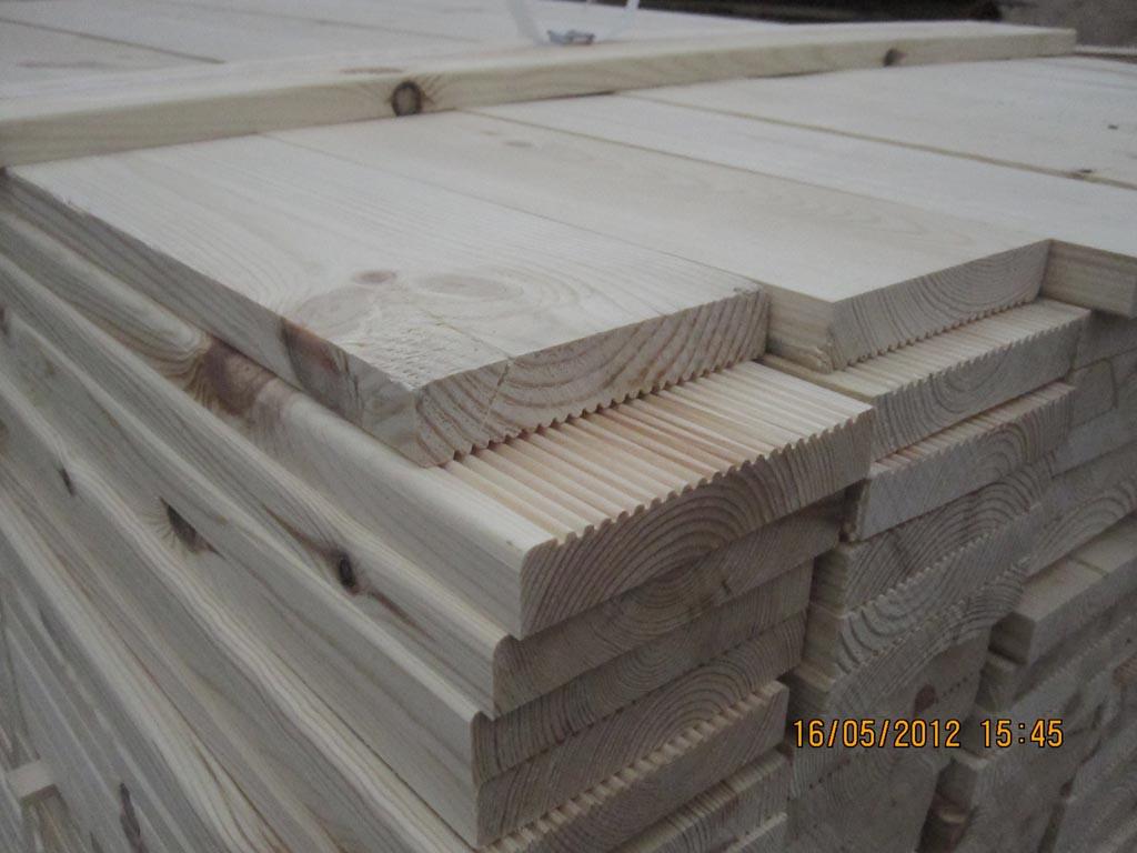 Terrazze per esterno di legno di pino - Terrazze in legno da esterno ...