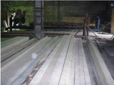 Timber sale