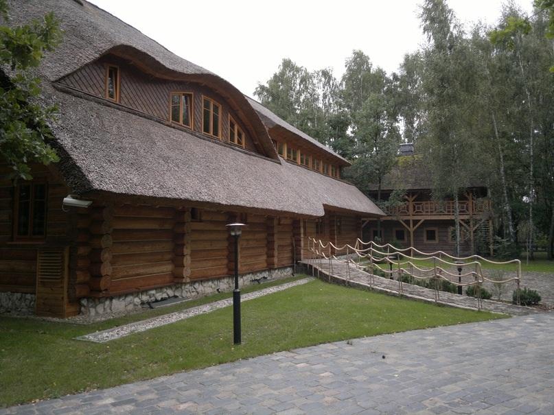Casas de troncos madera aserrada - Casas troncos de madera ...