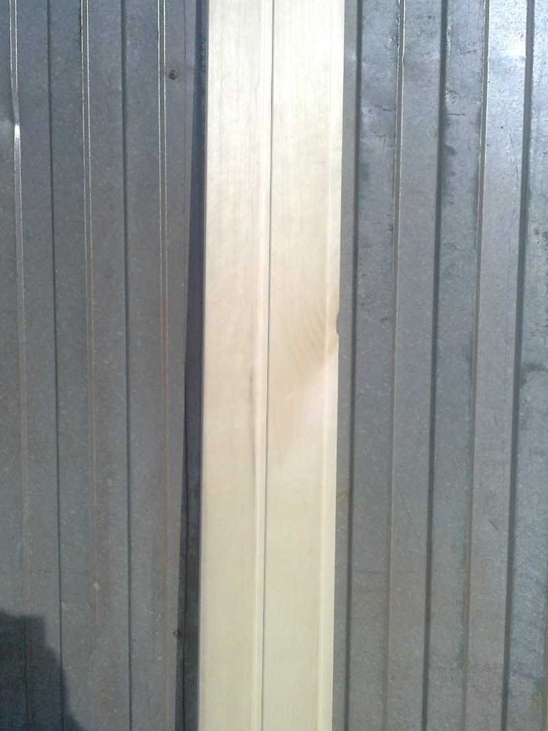 Вагонка из осины