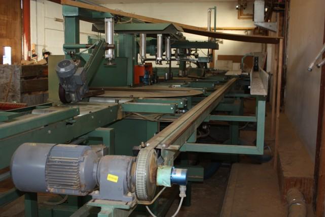 Cnc joinery machine