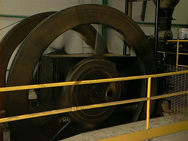Linea completa per la produzione di bricchetti
