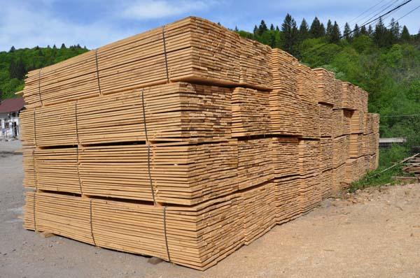 Whitewood timber