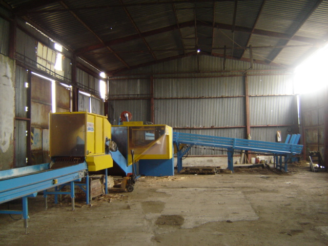 Firewood machine epc 3300/4700