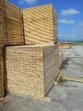 Заготовки для поддонов, деревянная тара
