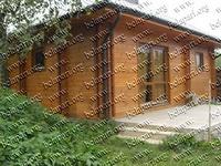 Casas de madera del fabricante.