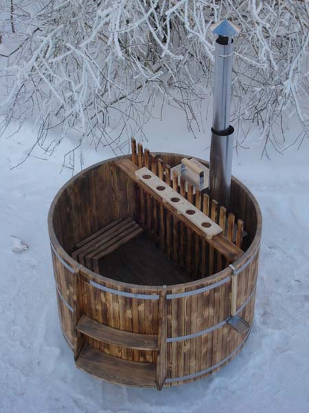 Vasche in legno