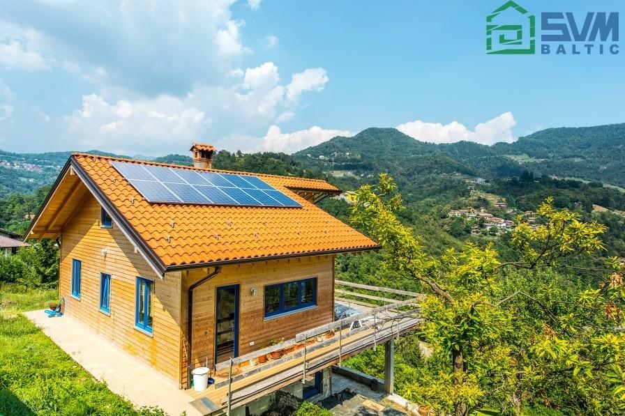 I produttori di case di legno