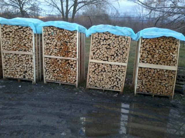 Vendita legna da ardere di quercia