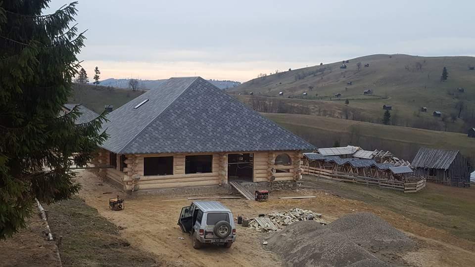 Case Di Tronchi Romania : Case case in tronchi legno rotondo woodbusinessportal