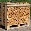 Мы продаем сухие дрова из древесины, дубовые и буковые дрова