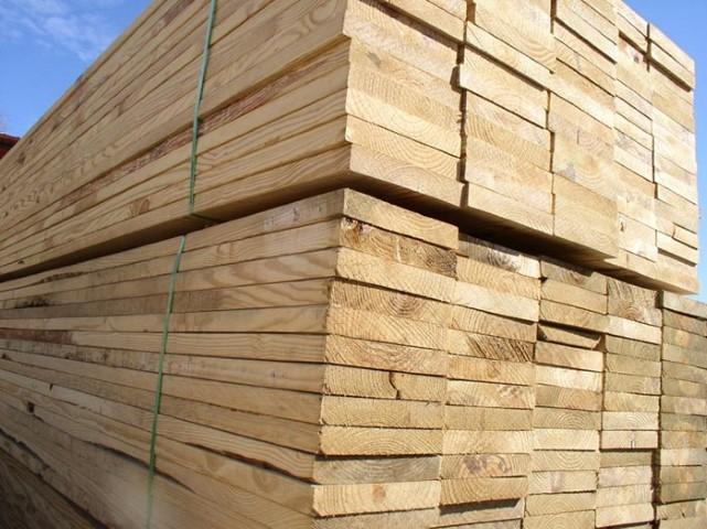 Il mercato globale per legname e prodotti del legno