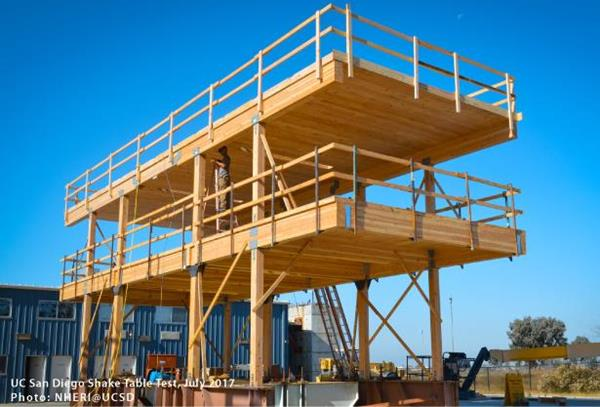 The performance of an innovative wood technology