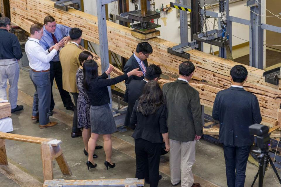 China formulate the nation`s timber structure construction development plan