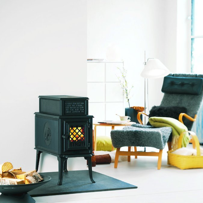 Fireplaces - the heart of a home