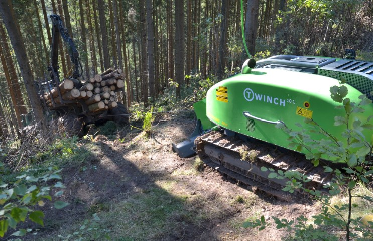 Press Release: The most significat innovations in forest technology over the past 10 years