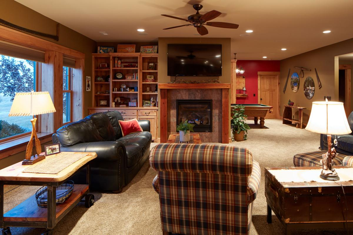 How should a fabulous rustic home look like?