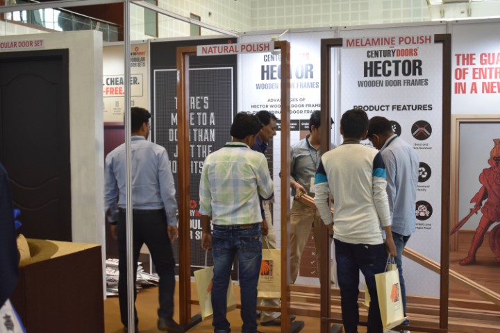 Woodex Asia 2018, an International Exhibition & Seminar on Wood Industry