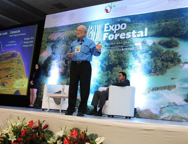 Expo Forestal 2018 PROMOTES THE FORESTRY SECTOR PRODUCTIVITY IN A SUSTAINABILITY APPROACH