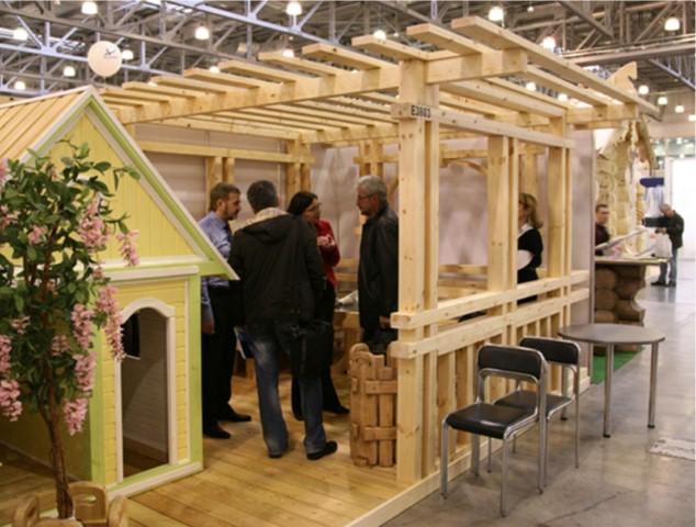holzhaus internationale messe f r design und bau von holzh usern. Black Bedroom Furniture Sets. Home Design Ideas