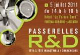 Passerelles Sitzungen gewidmet R & D Experten in der Holzindustrie