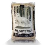 """THE WHITE WOLF""  HOLZPELLETS"