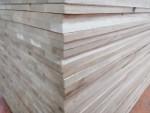 Oak panels - finger-joint