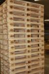 We sell euro EPAL wood pallet