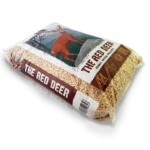 """THE RED DEER"" PELLETS DI LEGNO"