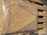 Granulés de bois de qualité pour le chauffage industriel et domestique
