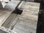 Elementos de madera de fresno