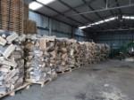 palletized firewood